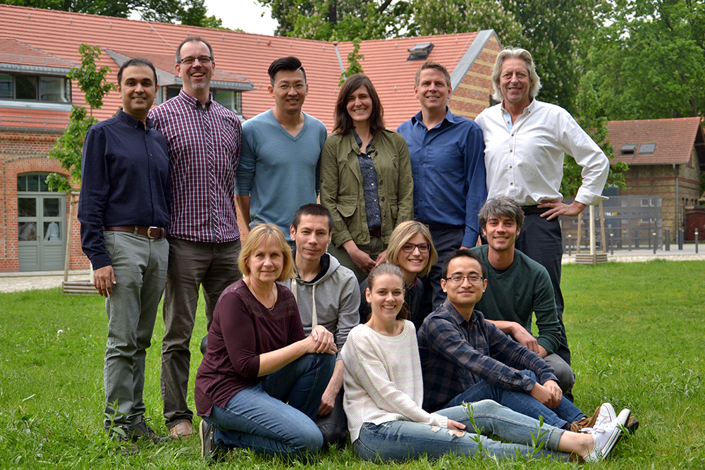 Spine Biomechanics Team at the Julius Wolff Institute of the Charité - Berlin