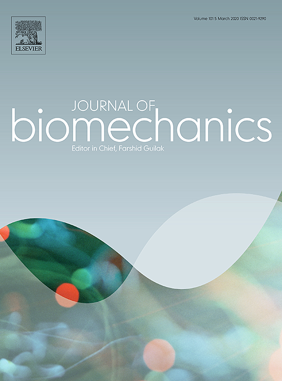 Journal of Biomechanics, SI: Spine Loading and Deformation